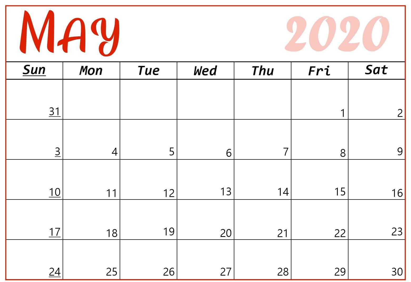 Pin On Monthly Calendar Templates