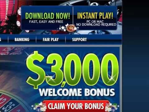 Las Vegas Casino Sign Up Bonus