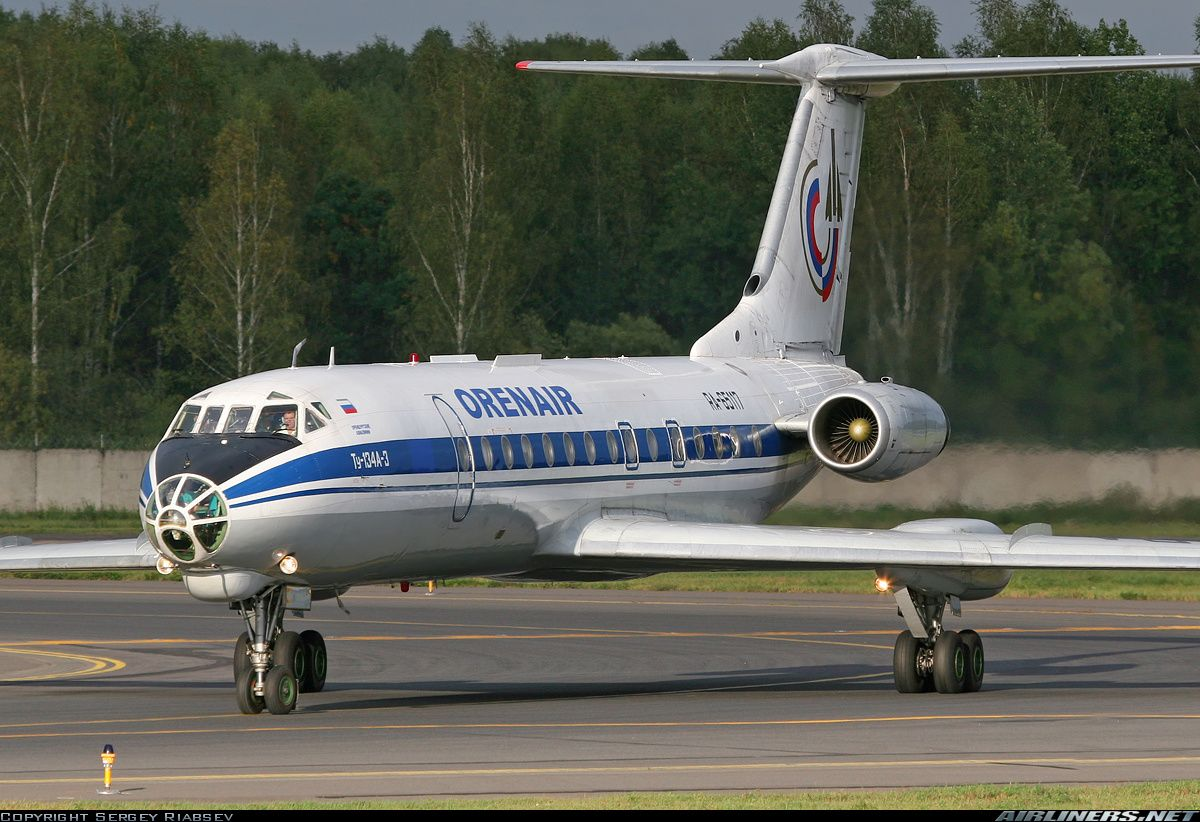 Tupolev Tu134A3 aircraft picture Aviation Pinterest