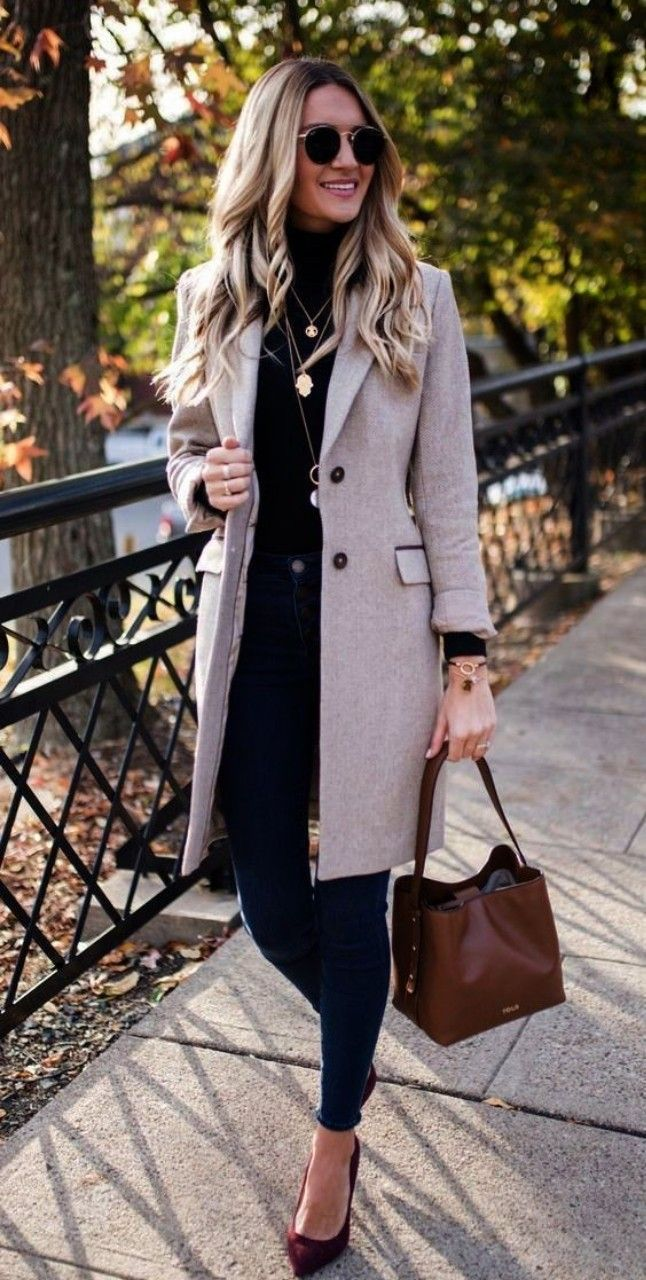 Most viral winter fall outfits women