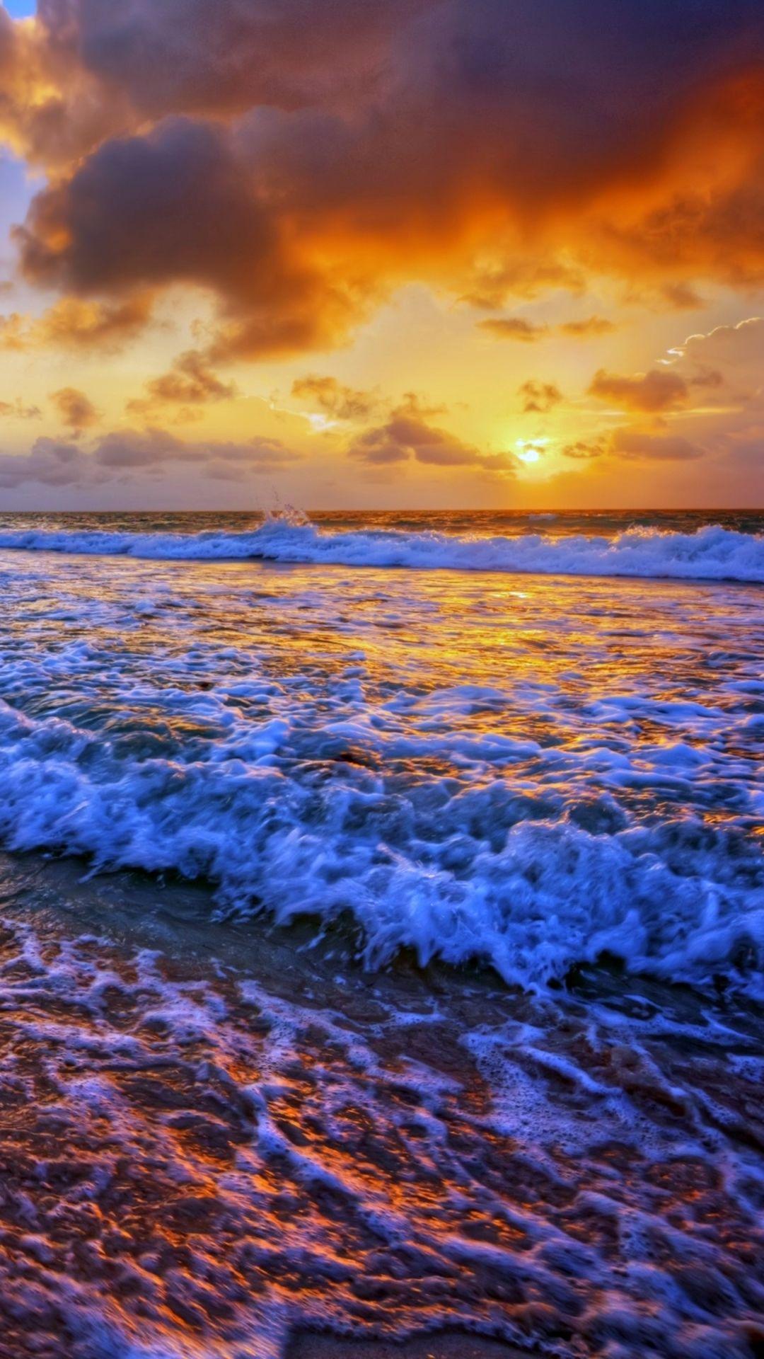 Earth / Beach (1080x1920) Mobile Wallpaper Nature