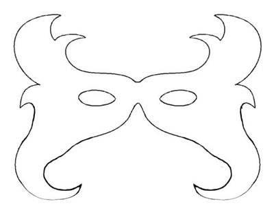 1 mardi gras mask templates patrones y plantillas pinterest