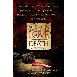 SONGS OF LOVE AND DEATH in paperback--A Leaf on the Wind of All Hallows by Diana Gabaldon