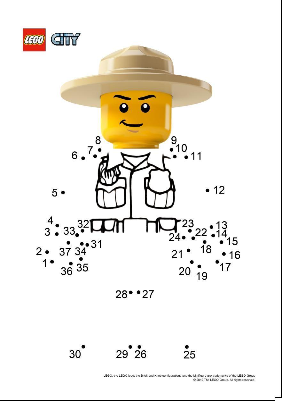 Pin Van Aixa Ramos Op Une Los Puntos Lego Spelletjes Lego Kleurplaten Lego Knutselen