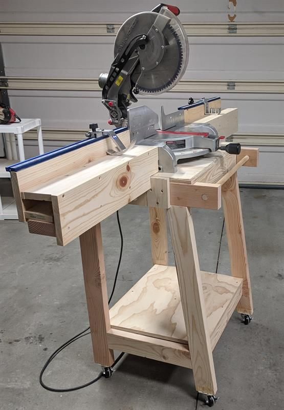 Pin By Melissa Gluth On Obg In 2020 Mitre Saw Stand Miter Saw Lumber Rack