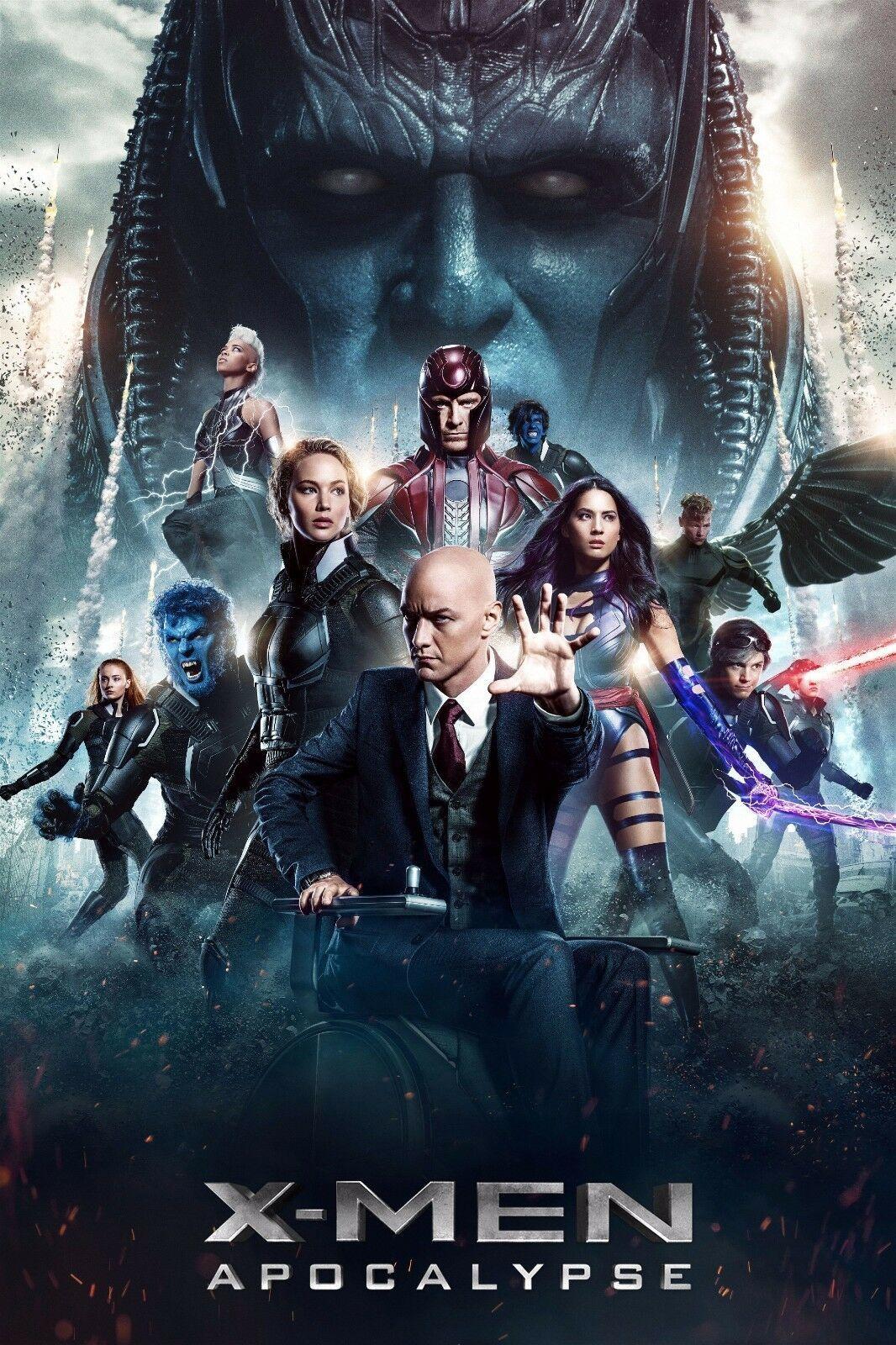 X-Men Days of Future Past 2014 24x36 Movie Poster - Magneto NEW