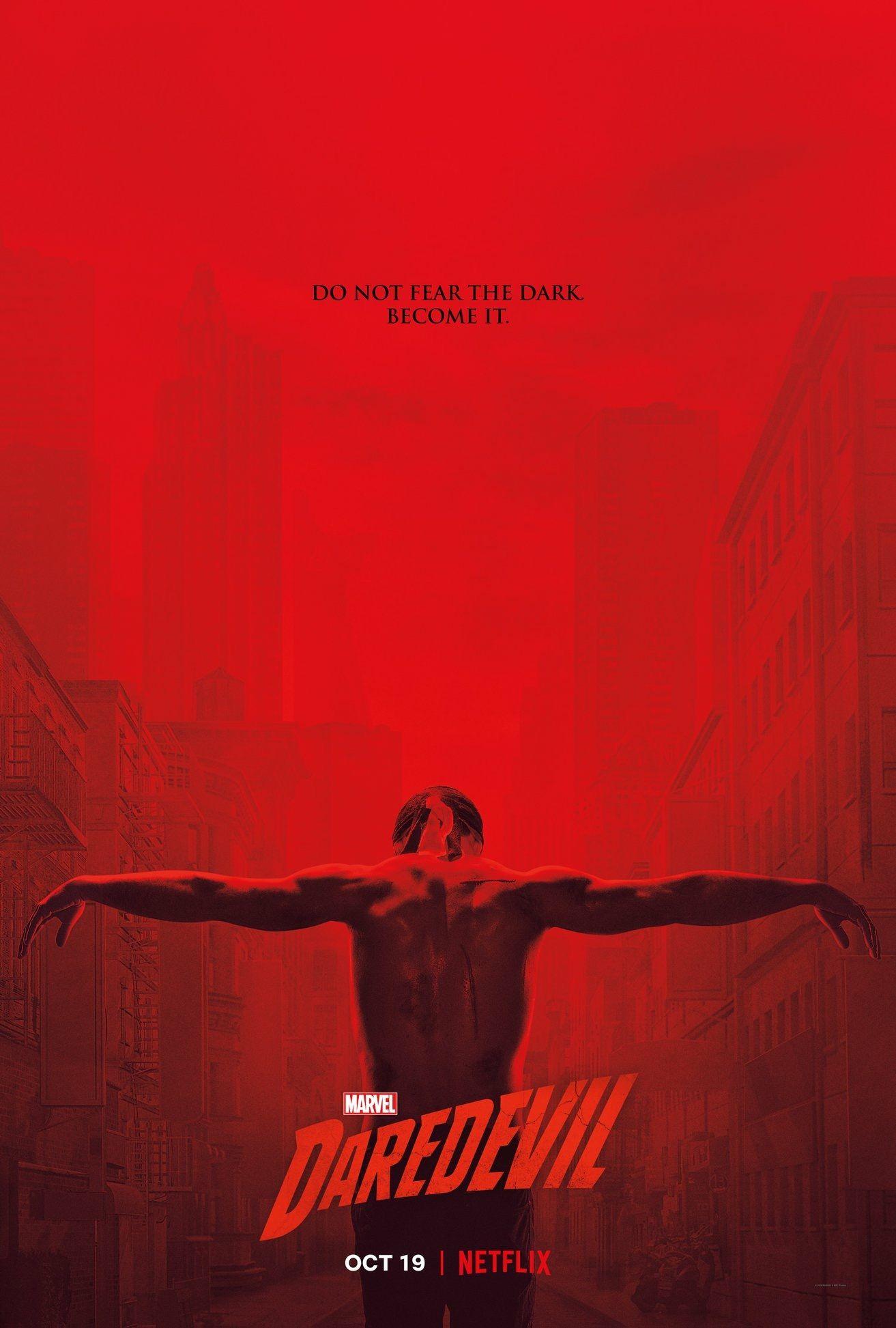 Pin De Rocio Rios En Daredevil Daredevil Temporada 3 Marvel Afiche De Pelicula