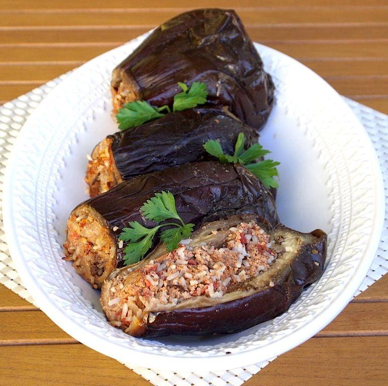 Sheikh mahshi stuffed eggplant arabic food pinterest lebanese cuisine forumfinder Gallery