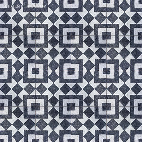 Cement Tile Shop Handmade Terrazzo Cement Tile