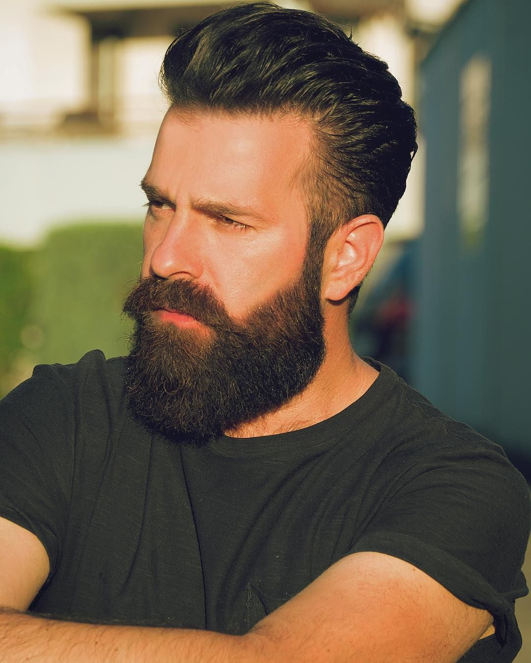 2 875 Curtidas 35 Comentarios Wulli Wuuulli No Instagram What A Great Day Hope You Had A Beard Styles Beard Styles For Men Handsome Bearded Men