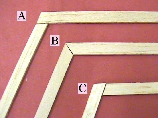 Balsa Wood Bridges By Ceres Software Corporation Wood Bridge Wood Design Wood