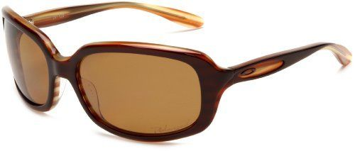 b295f8197c ... sunglasses 105d0 869c3 where to buy oakley womens disguise polarized  square sunglassesstriped plum frame bronze lensone size 5783b 14220 ...