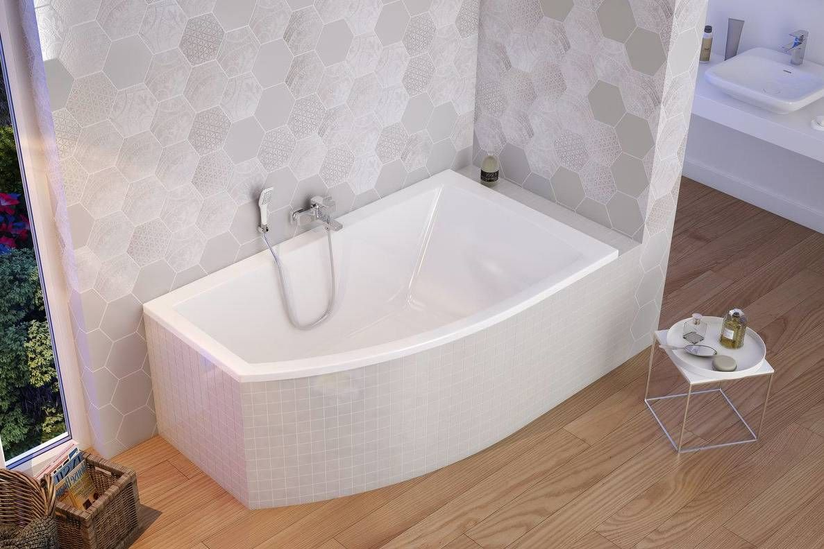 Wanna Narozna Akrylowa Excellent Magnus Lazienki Inspiracje Excellent Projektantwnetrz Budujemy Mojemieszkanie W Diy Wall Art Bathroom Decor Diy Wall