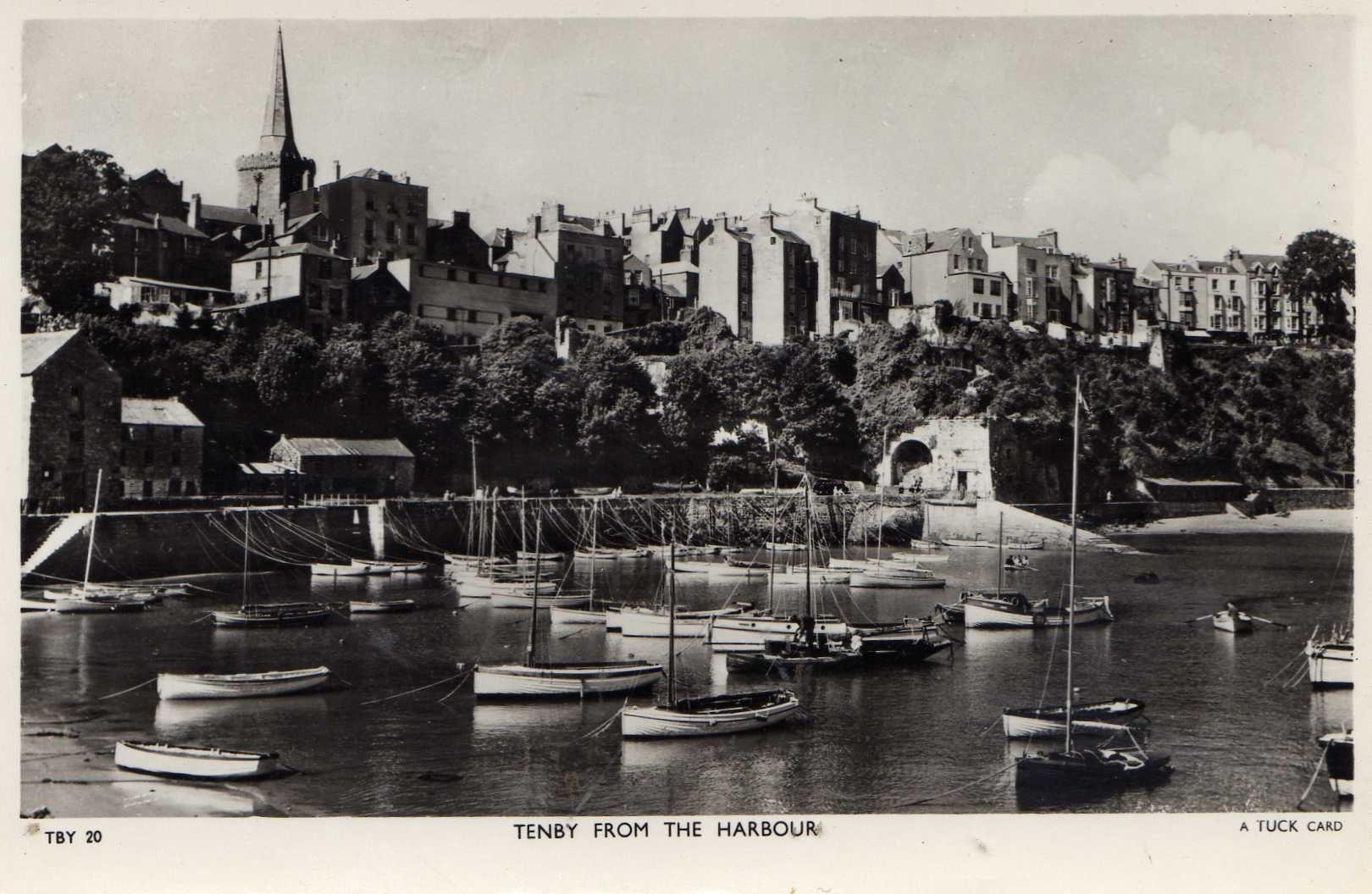 Tucks Tenby Harbour