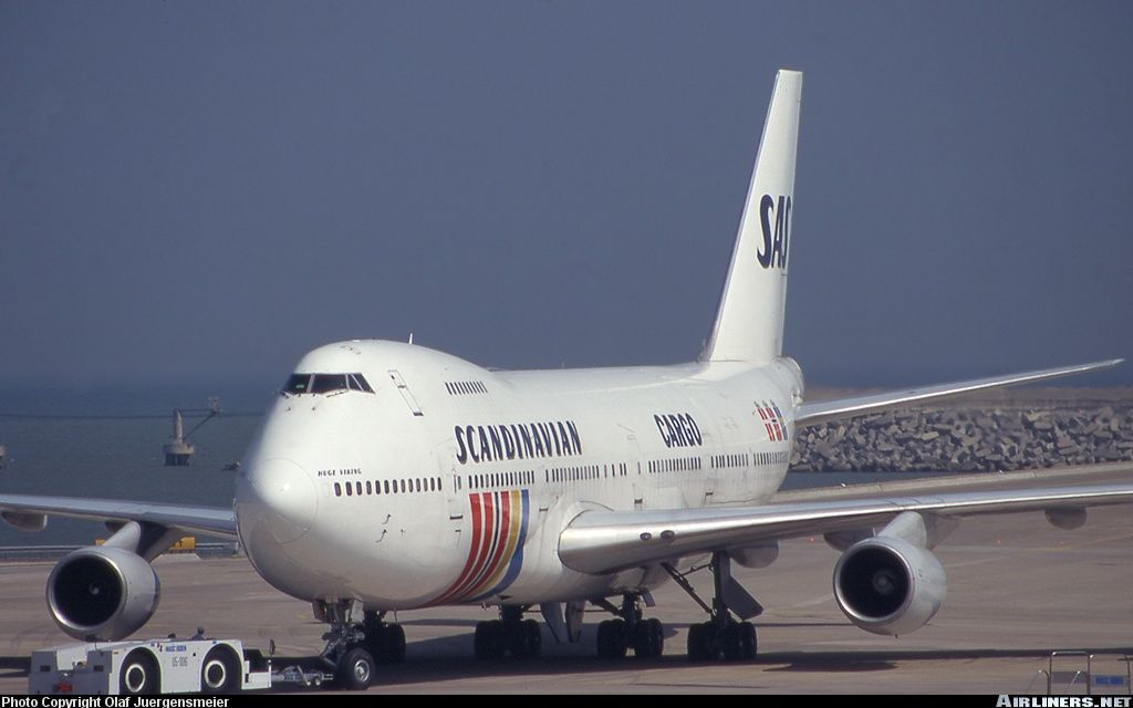 Photos Boeing 747 243b Sf Aircraft Pictures Airliners Net Boeing 747 Boeing Atlas Air