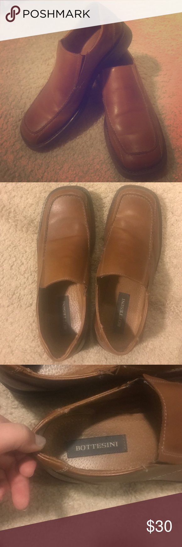 Perfection Bottesini - Made in Italy 🇮🇹 - 11M Perfection Bottesini - Made in Italy 🇮🇹 and that means QUALITY! - 11M - sole is in exquisite condition - brown leather up and liner - durable bottesini Shoes Loafers & Slip-Ons