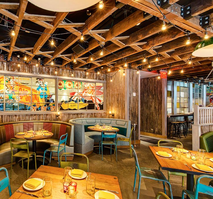 El Vez New York Starr Restaurants Good For Kids Financial District