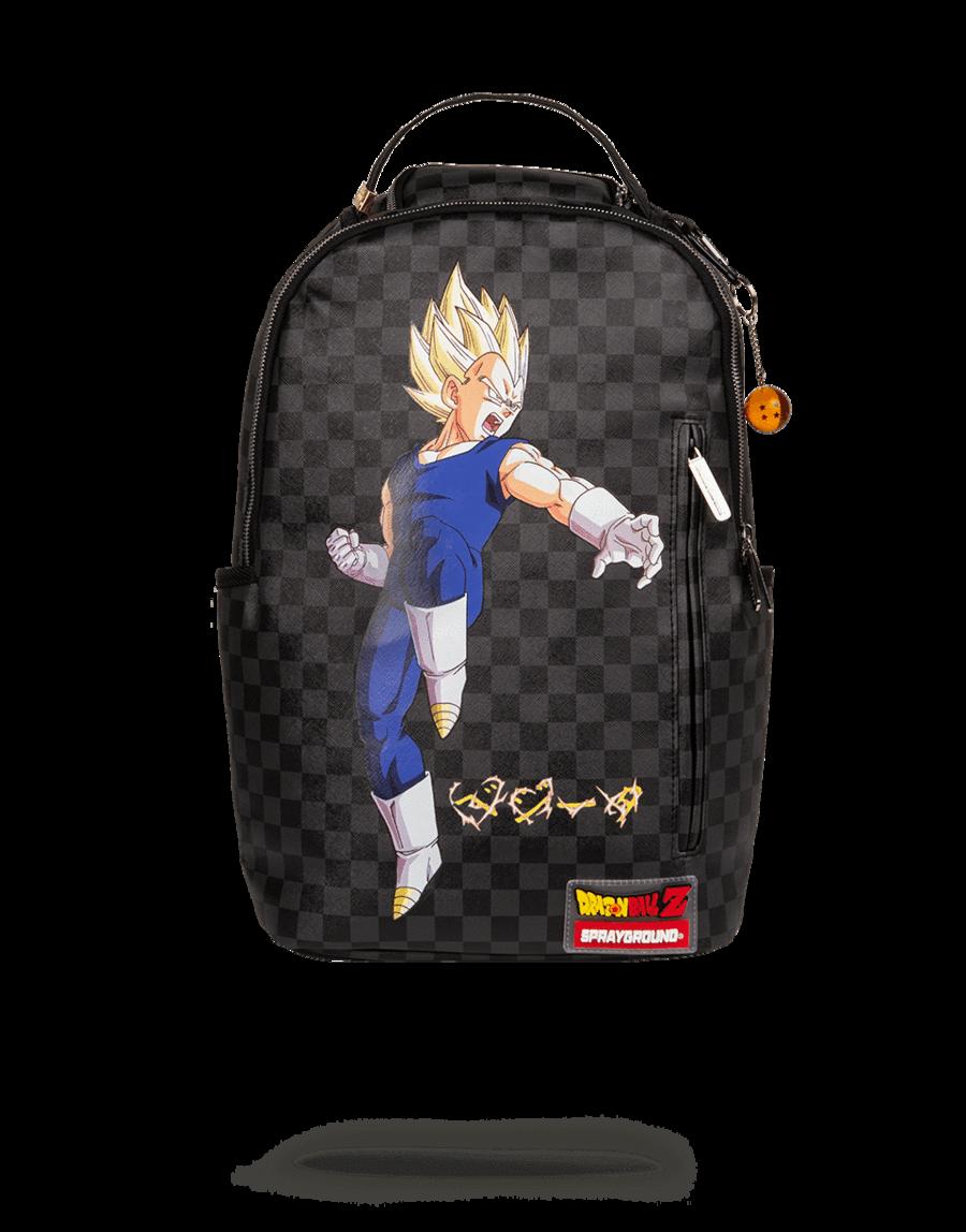 Vegeta in skies backpacks sky heaven backpack bags backpack backpacking