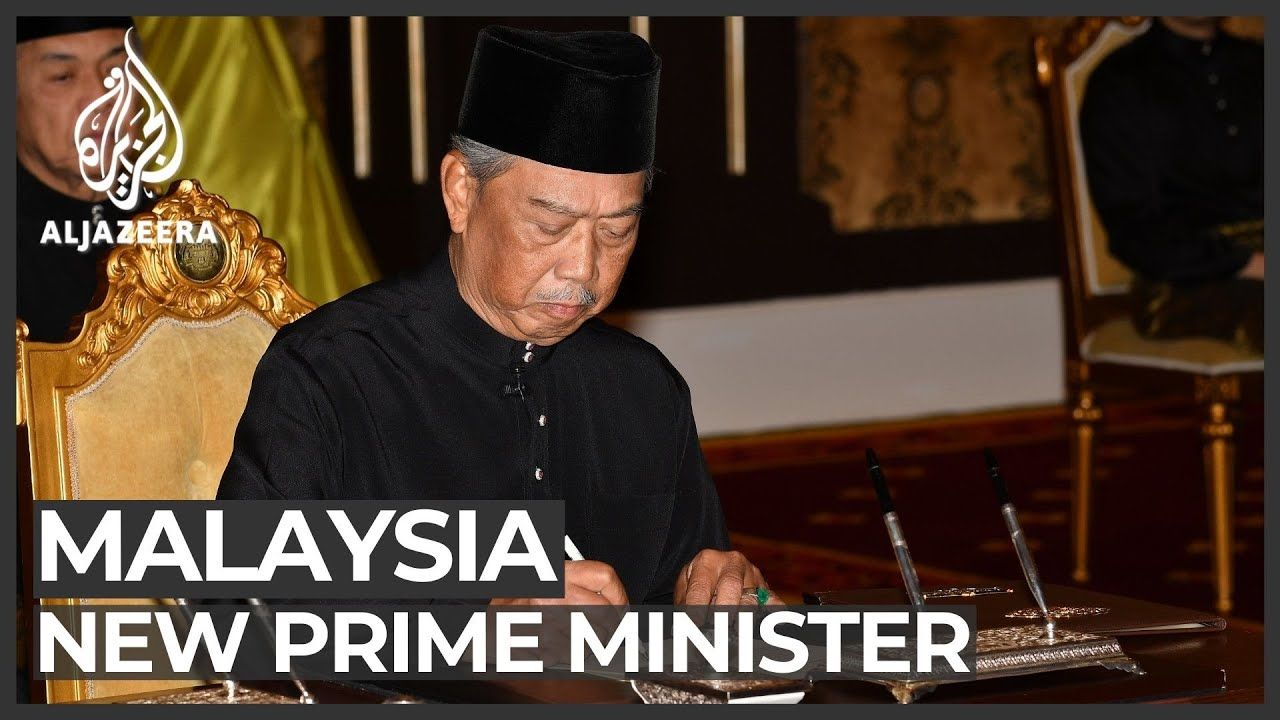 Muhyiddin Malaysia prime minister, Mahathir vows