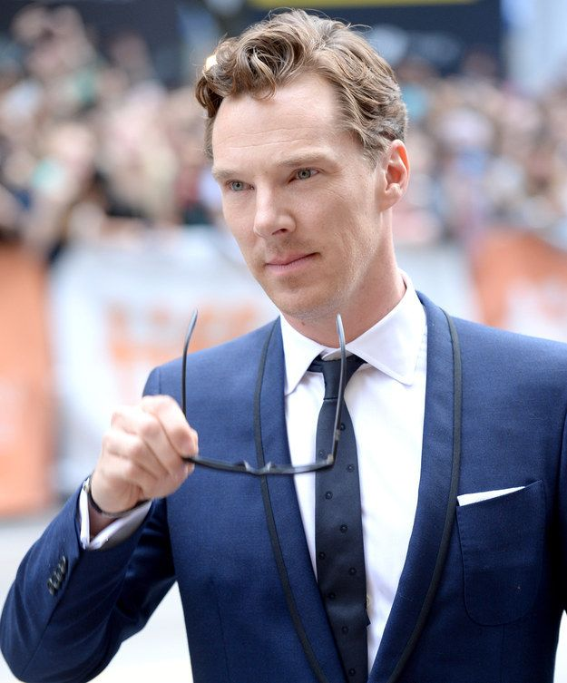 Benny, Benny, Benny | 24 Bae-utiful Photos of Benedict Cumberbatch That Hurt So Good