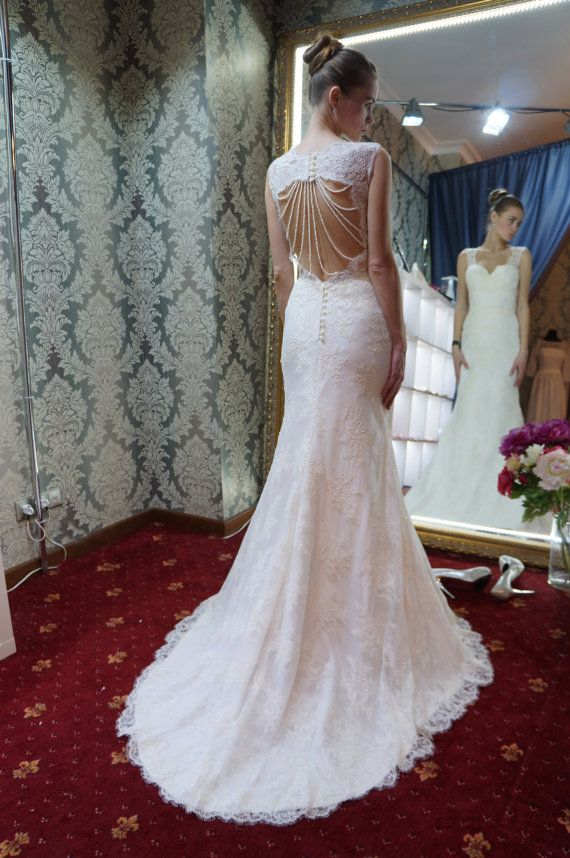 Fashion Wedding Dress With Open Back I Know How Much Means For Bride And Money Takes The