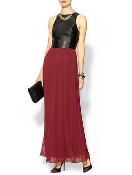 Sabine maxi dress piperlime