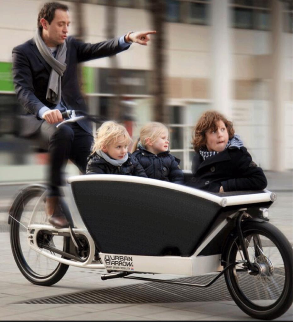 Biking With Kids The 13 Best Family Cargo Bikes Cargo Bike