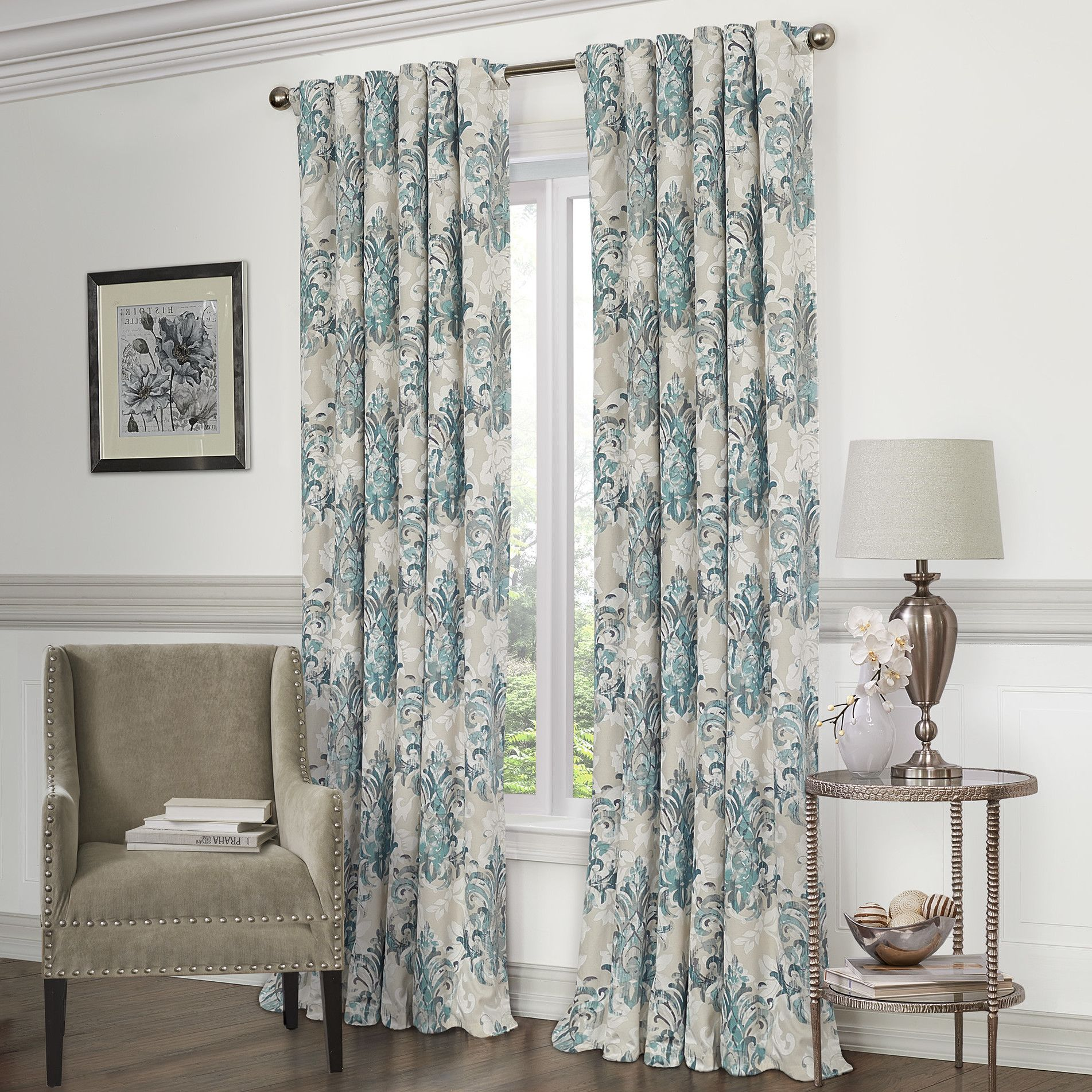 Shop Wayfair.ca for Curtains & Drapes to match every style and budget. Enjoy…