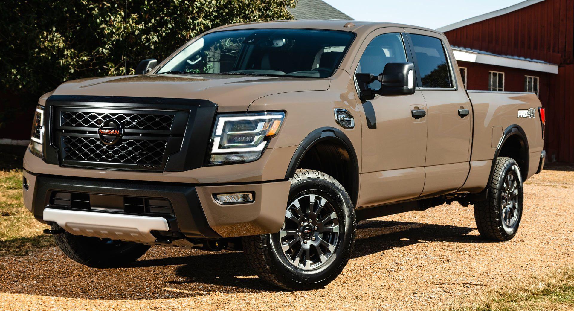 2020 Nissan Titan Beweist Dass Facelifts Nicht Billig Sind Aktualisierte Modellkosten Ein Zusatzliches Pickups And More Aktua 2020 Nissan Titan Nissan