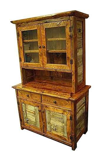Pin By Michelle Hunt On Dream Home Woodworking Desk Plans Rustic China Cabinet Dream Furniture