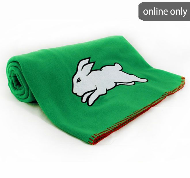 Nrl Team Logo Quilt Cover Set And Accessories Range South Sydney Rabbitohs Quilt Cover Nrl