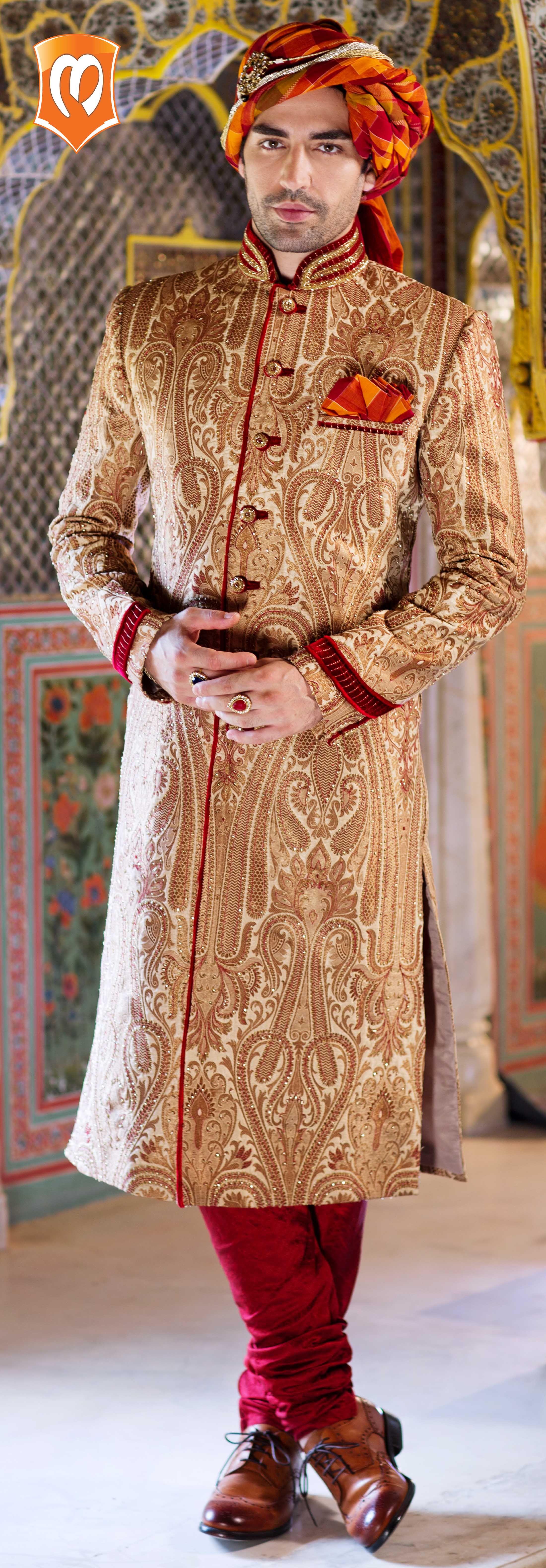 Best of Manyavar Wedding Collection for Men Indian groom