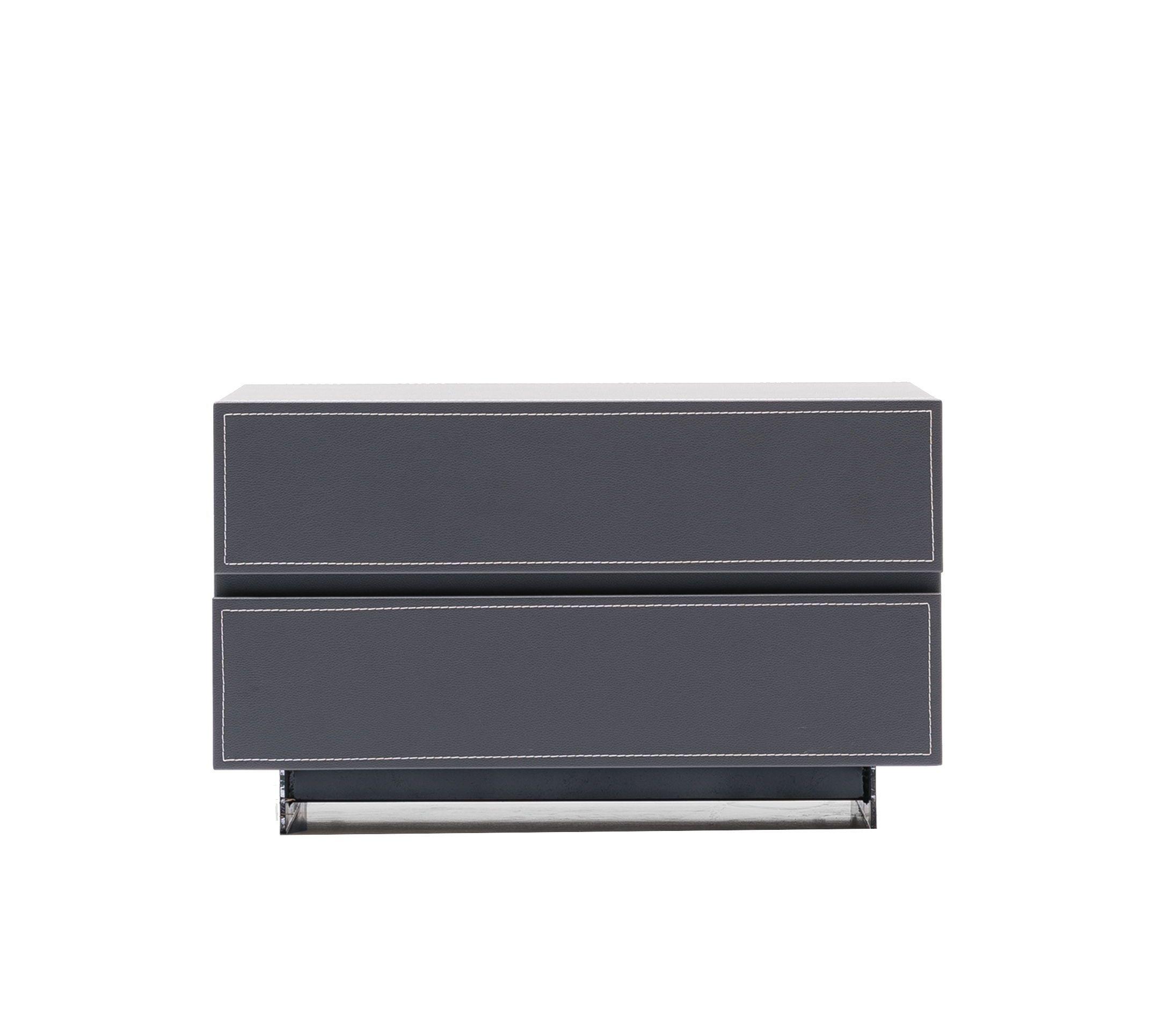 Metal Black Kitchen Cabinets: Modern Style Bedside Cabinet, Black, Regular, Metal