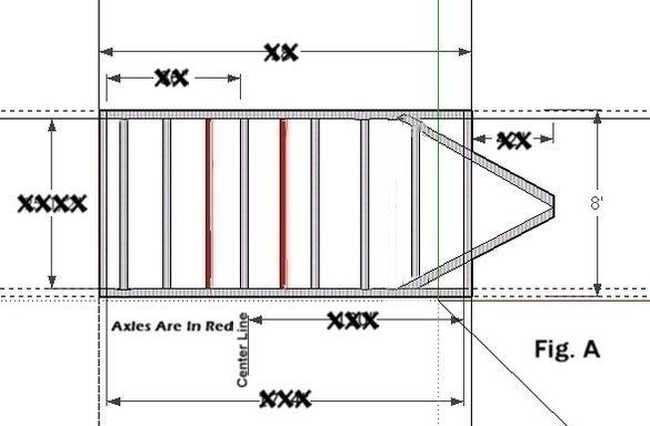 Tandem Axle Utility Trailer Plans arc welding Trailer plans, Car
