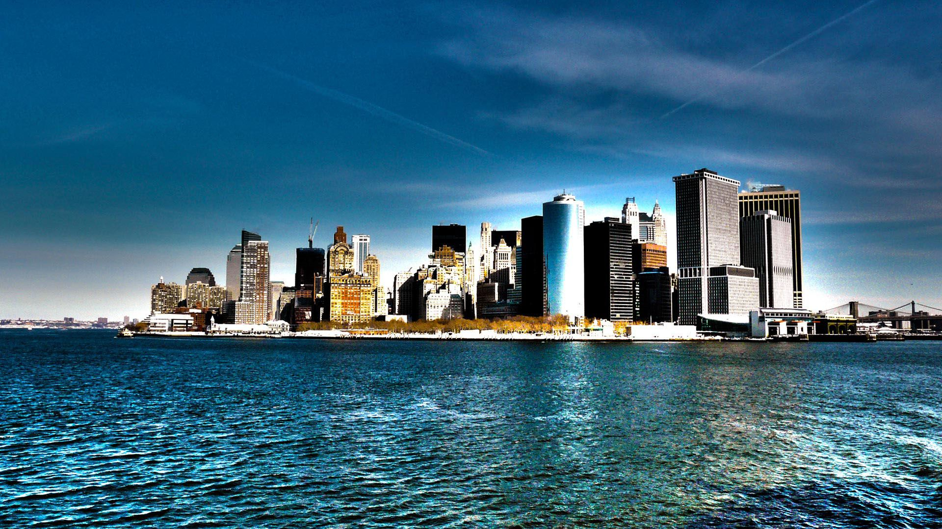 Pin By Stephanie On Hot In New York City City Skyline New York Skyline Skyline