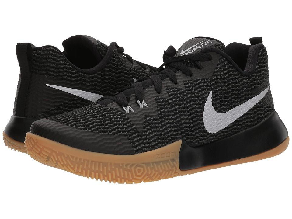 0b2fbb2ed0f8 ... 2018 shoes b041f 428b6 nike zoom live ii black reflect silver  anthracite womens basketball shoes