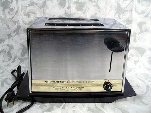 Sold Vintage Toastmaster Toaster Model B112 NEW in the BOX Never