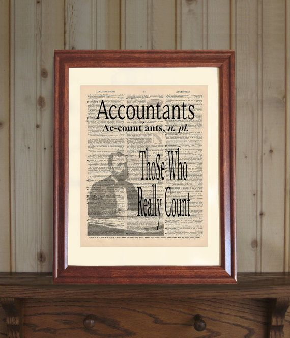 Accountant Dictionary Print Accountant Quote Cpa Office Decor Gift For Cpa Accountant Gift Accountants Print Xx Canvas Panel