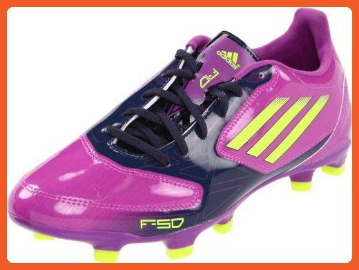 adidas donne f10 trx fg calcio galloccia, ultra viola / elettricità / new