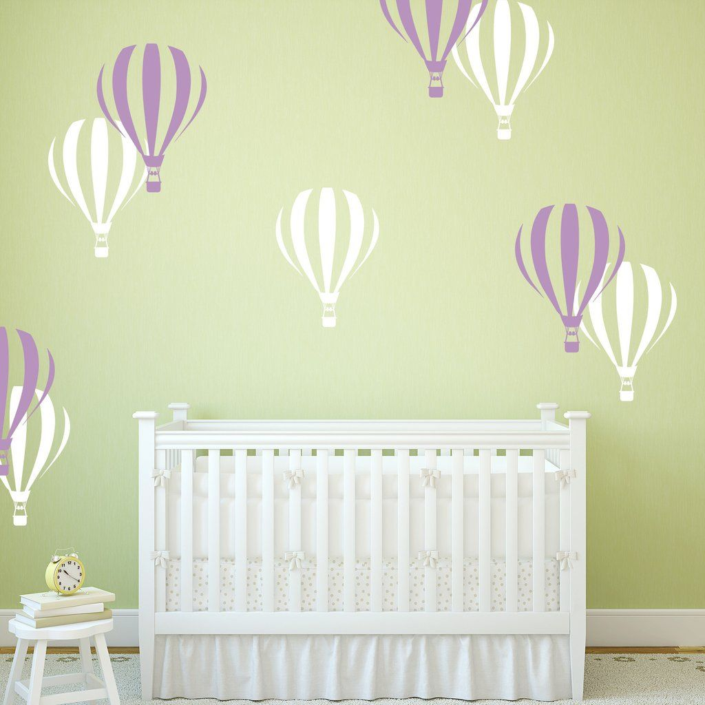 Air Balloons | Air balloon, Kids rooms and Room