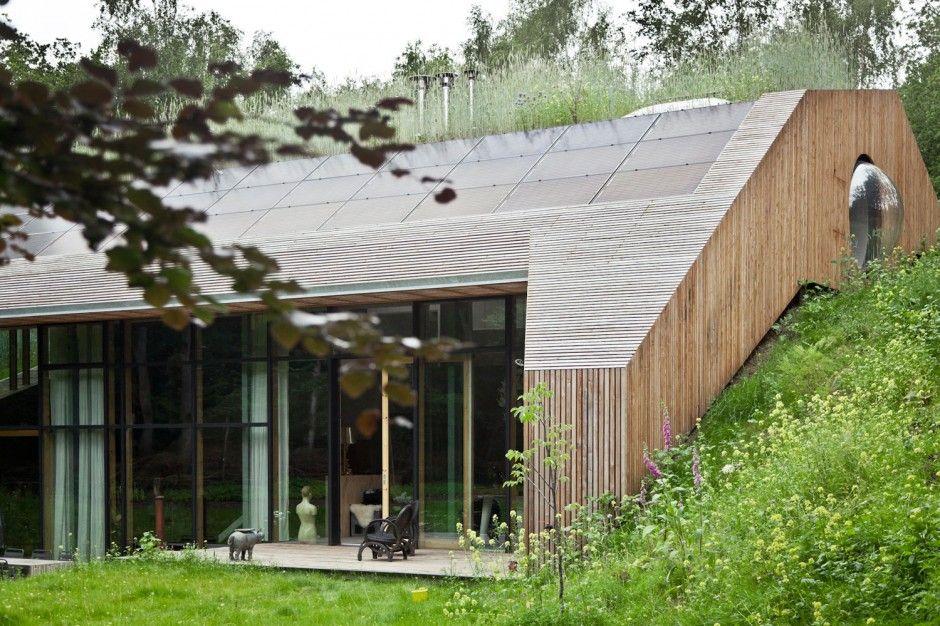 Dutch Mountain Woning : Dutch mountain by denieuwegeneratie architectuur in dutch