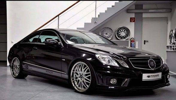 2013 Mercedes Benz EClass Coupe Black Desire  Automotive
