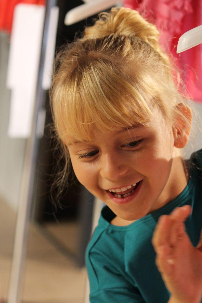 @ilgufospa Spring 2015, backsage girl playing perfectly at ease! #ilgufo #SS15 #spring #summer #springsummer2015 #childrens #kids #childrenswear #kidswear #kidsfashion #girls #boys #pittibimbo79 #ilgufoliveshow