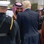 New York Times - In a phone call, President Trump praised Crown Prince Mohammed bin Salman, who is thought to be behind a sweeping campaign of arrests.