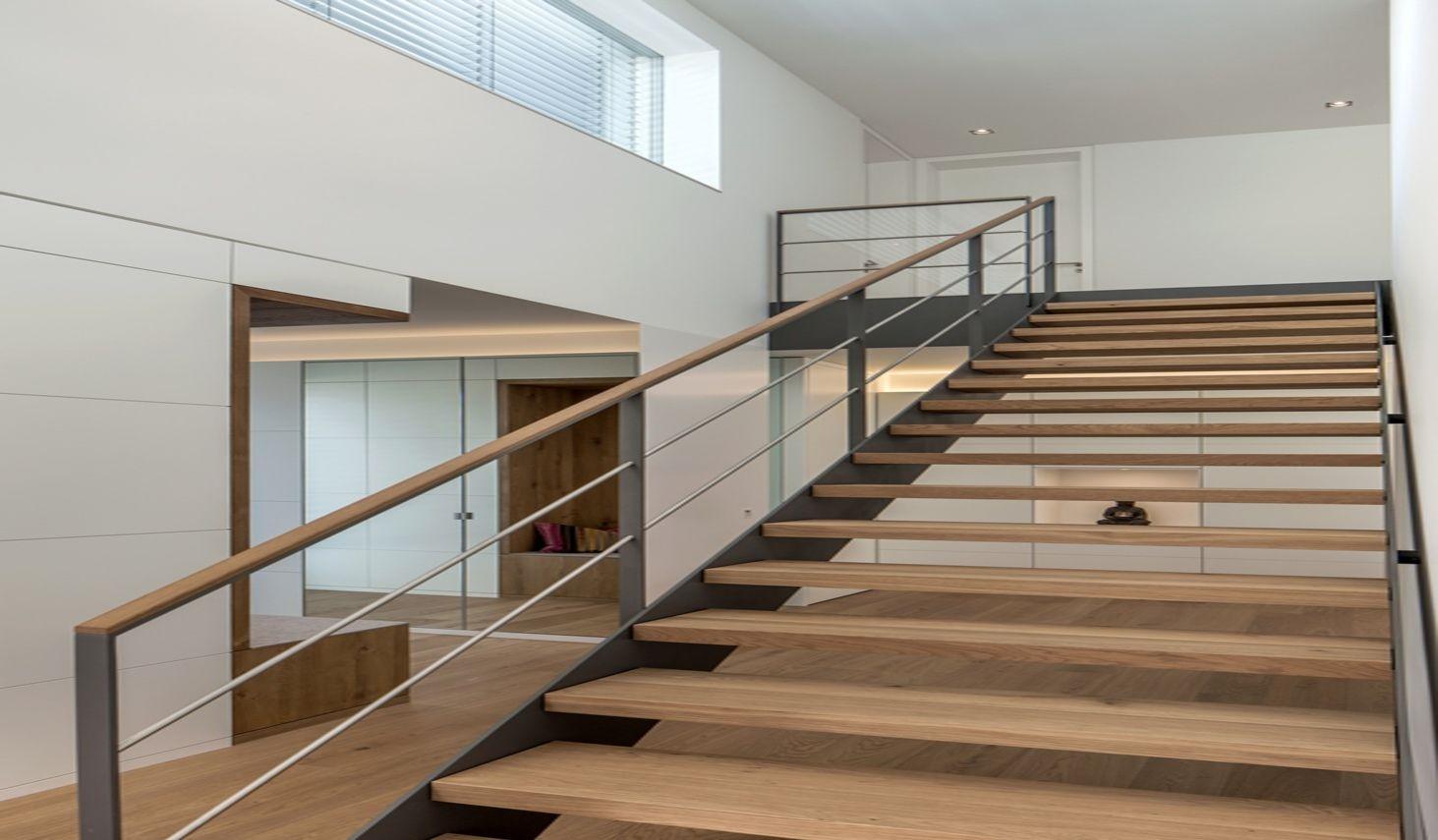 Neubau Wh D Mittelfranken 2015 Progettazione Scale Scale Scale Interne