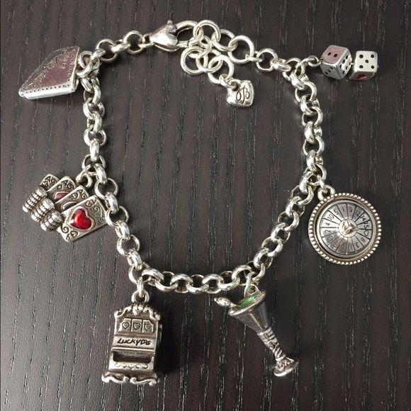 Brighton State Charm Bracelet Nevada 7 Of Jewelry Bracelets