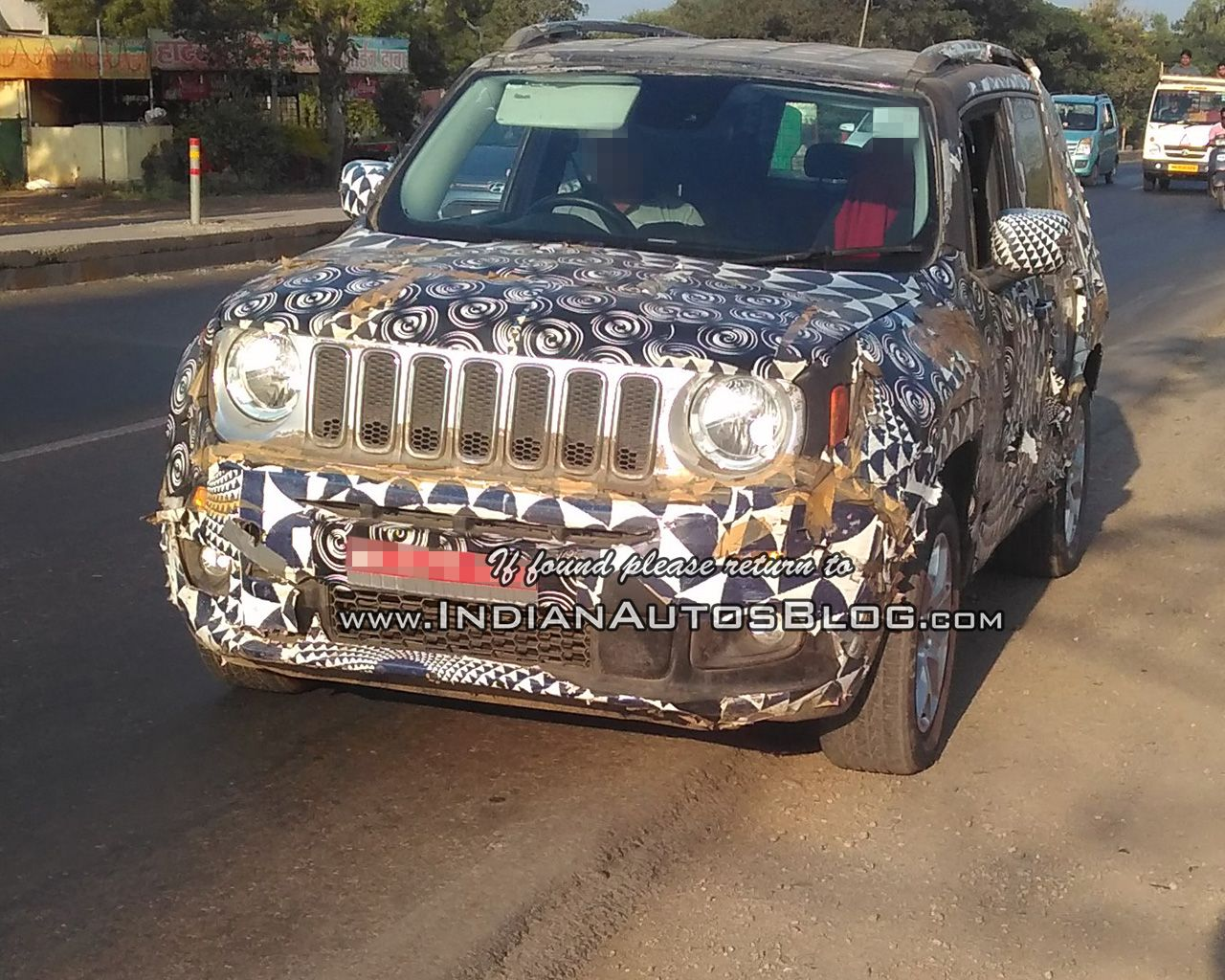 India Bound 2019 Jeep Renegade Speculated To Receive New Infotainment Jeep Renegade Jeep India