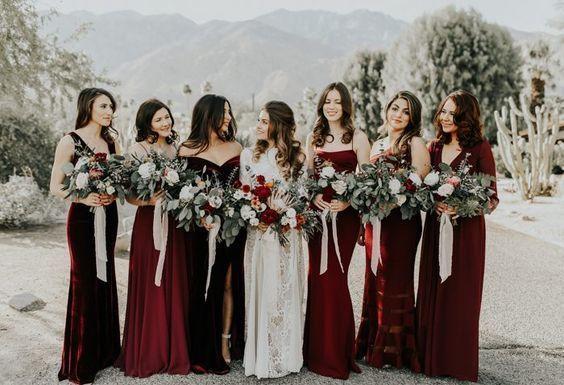 WedNova Brautjungfernkleider Unter $ 100, 80+ Farben und 5 verschiedene Längen Anpassung und optional Taschen hinzufügen.   – Bridesmaid dress from real wedding