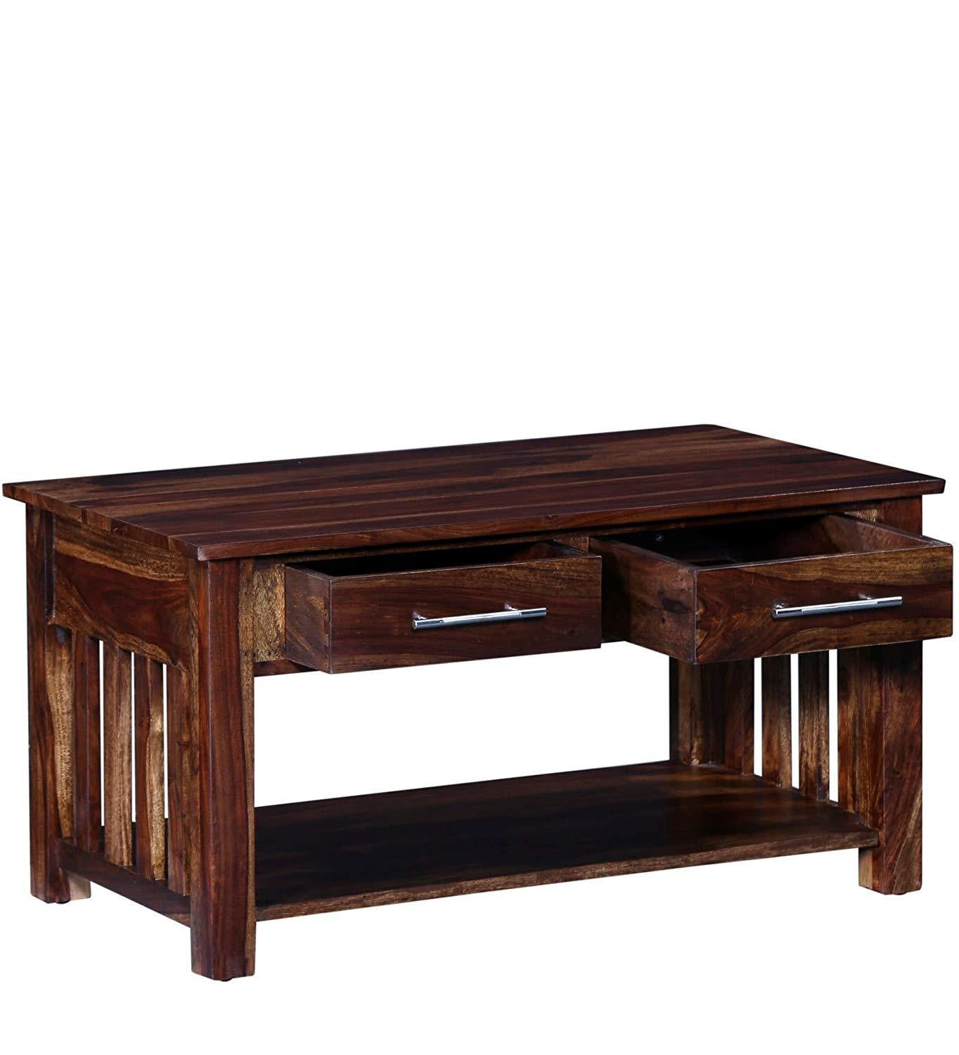 20 Interesting Honey Oak Coffee Table See This