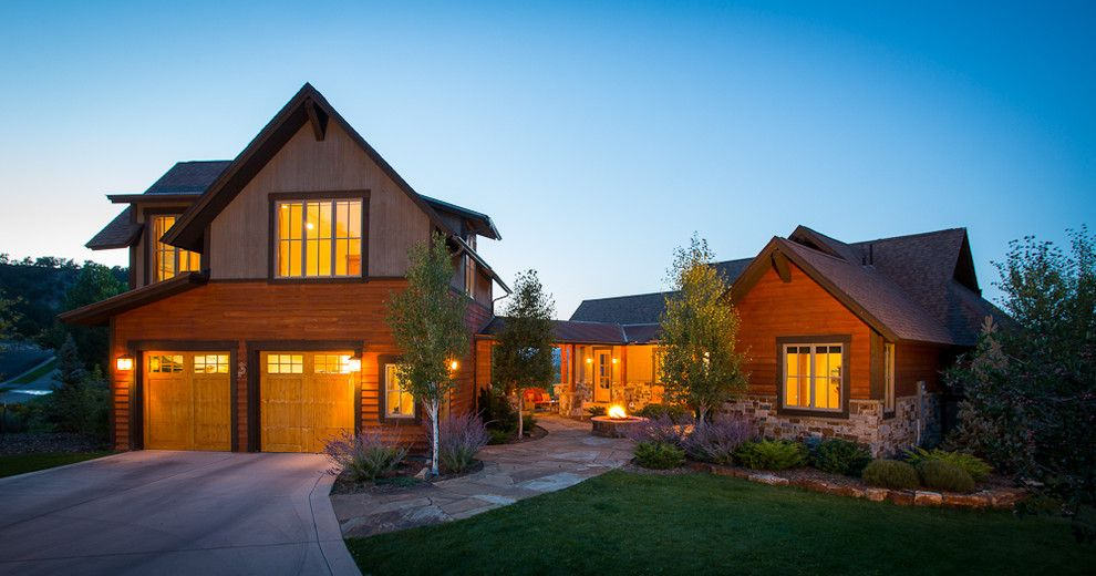 Winsome Garage With Apartment Above In Exterior Traditional Design Ideas 2 Car Breezeway Carbondale Colorado